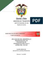 Decreto 1220 de 2005 y Permisos
