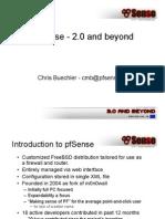 Pf Sense introduction