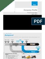 Company Profile 20130405