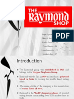 Raymonds Presentation