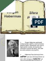 Habermas. Sfera Publica