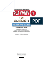 Playway to English1 Tg