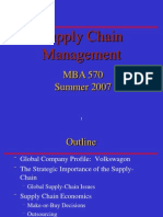 Supply Chain Management 7