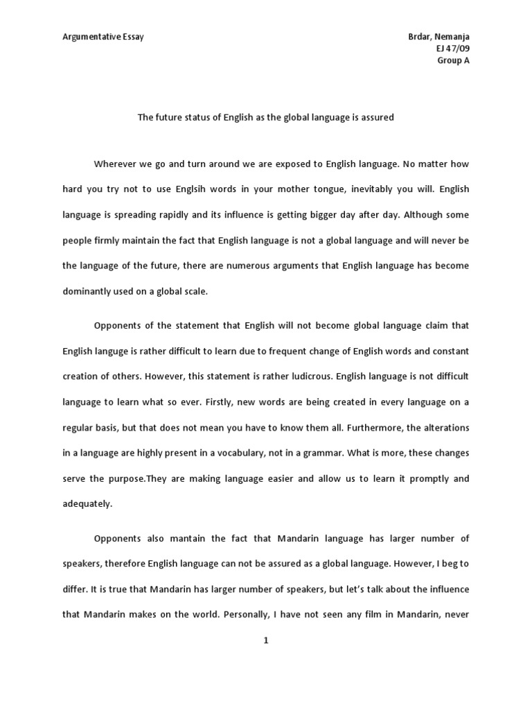 english is a global language essay  essay on english as a global  english is a global language essay