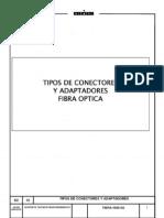 Manual Alcatel de Conectores Opticos
