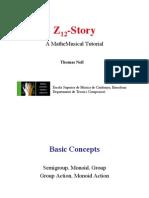 NOLL, Thomas - Z12-Story - A MatheMusical Tutorial