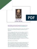 El Greco Biography