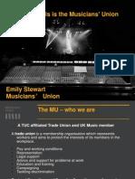 MU Presentation 2013