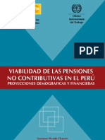 OIT UNFPA Viabilidad Pensiones No Contributivas