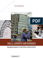 Skills, Growth and Borders Research Report