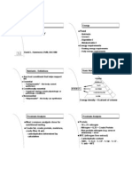 Energy and Prox Analysis