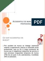 49956943 Accidentele de Munca Si Bolile Profesionale
