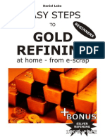 Gold Refining (how to)