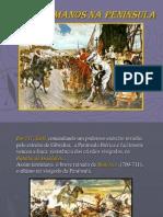 Muçulmanos na Península Ibérica