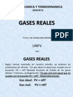 Gases Reales Sesion 5
