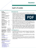 Fitch Report on Lloyds