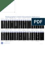 Poster Radiographer_s Weld Interpretation Reference