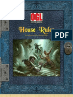 d20 House Rules