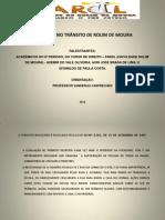 VIOLÊNCIA NO TRÂNSITO DE ROLIM DE MOURA PALESTRA