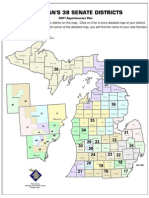 Senate Districts