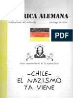 CATRILEO - AMÉRICA ALEMANA