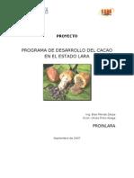 33600422 Proyecto Del Cacao[1]