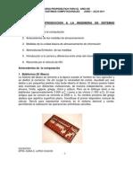 c.prop. Introduccion a La Ingenieria en Sistemas Computacionales