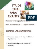 COLETA DE MATERIAL PARA EXAMES.pdf