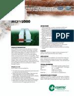 Corrosion Inhibitor MCI 2000