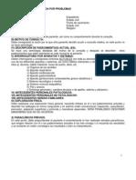 Formato de Historia Clinica Analisi Plan y Notas de Evol