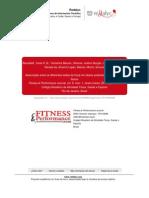 Associação entre os diferentes testes de força em idosos praticantes de exercícios físicos