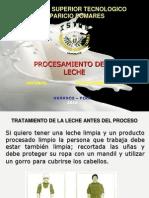 CUARTA CLASE LACTEOS..Prácticas