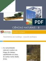 Powerpoint nr. 6 - Sucessão Ecológica