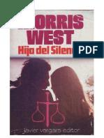 West Morris - Hija Del Silencio.PDF