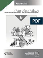 Libro Sociales 6 Colombia Aprende
