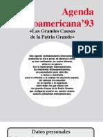1993AgendaLatinoamericana(SoloTexto)