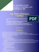 Planificacion Walter Rodriguez
