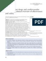 Antidepresivos y Enfermedad Cardiovascular