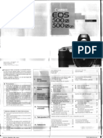 Manual EOS 500n Esp
