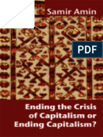 Samir Amin 2011 - Ending the Crisis of Capitalism or Ending Capitalism