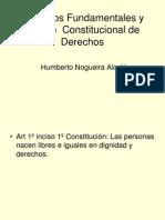 HUMBERTO NOGUEIRA Z_Dignidad Derechos y Bloque de Derechos_2011_power Point