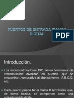 Puertos de Entrada_salida Digital