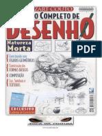 Curso Completo de Desenho - volume 1
