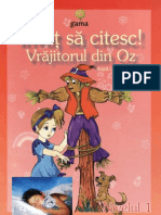 Invat Sa Citesc - Vrajitorul Din Oz