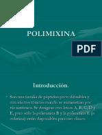 TEMA 45 Polimixina