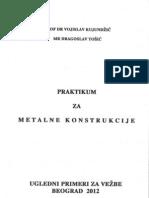 Praktikum Za Metalne Konstrukcije