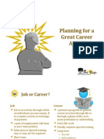 Career Planning for Management StudentsCareer Planning for Management Students