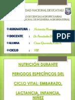 Expo DIAPO Nutricion