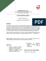 Informe de Soluciones Reguladoras