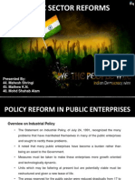 1Public Sector Reforms in India